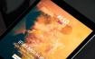 7款为广告素材精心打造高品质iPad模型素材下载,提供包含psd和sketch格式的源文件ui设计素材下载