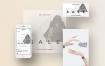 78趋势社交媒体banner设计广告网络广告设计模板素材下载