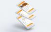 美食外卖客户端和商家app界面源文件ui设计素材下载