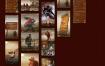 博客和照片共享的ui界面设计精品素材下载,包含Sketch和PSD源文件