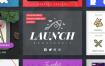 20个精美的社交媒体banner广告媒体设计素材模版下载
