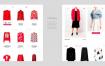 14个简约时尚女性服装店网页设计UI素材下载(含psd和sketh源文件)