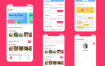 30+ iPhone Xapp界面UI设计素材下载