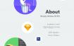 45个精品年轻清爽的空状态app界面设计插图ui素材下载(含sketch和psd源文件)