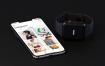 适配iPhone X 时尚商店电子商务精品ui设计app界面设计素材下载