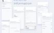39个专为iPhone X设计的移动金融钱包app界面设计素材,提供sketch格式的源文件下载