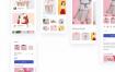 70个白金版时尚小清新app界面ui设计素材下载,提供sketch格式的源文件下载