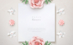 5款高端春季花卉海报PSD素材源文件