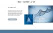 14款毕业设计求职面试医学医药生物基因科学研究网站网页WEB专题PSD分层设计素材