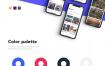 30个旅行应用app界面优质设计素材下载(提供PSD,Sketch格式源文件)