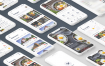 165个高级app界面设应用UI工具库优质设计素材下载(提供Sketch格式下载)