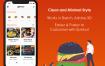 28个精品美食APP整套ui设计素材下载(提供Sketch和Adobe XD格式下载)