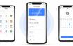 简洁完整的理财财务支出管理应用app界面设计优质设计素材下载