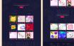 20多种流行内容类别95+布局1000多种可能的组合的博客优质设计素材下载(提供Adobe XD格式下载)