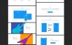 150多个着陆页创意设计排版原型设计素材下载(提供Sketch格式下载)