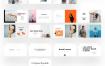 40多个精品网页设计网站主图设计素材下载