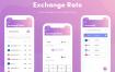 80多个现代简洁完整的财务金融app应用程序优质设计素材下载(提供Sketch和Adobe XD格式下载)