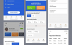 在线学习培训应用界面ui设计优质设计素材下载(提供Sketch格式下载)