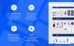 50个电子商务的iOS UI工具包app界面UI设计素材下载