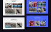 150个独特和惊人的创意设计用户界模块分组精品ui设计素材下载