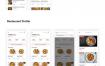 50个美食外卖从原型到UI设计精品优质设计素材下载(提供Adobe XD格式下载)