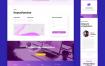 7响应精心设计网页登陆页面优质设计素材下载