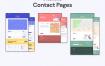 21个响应精心制作的页面优质设计素材下载(提供Adobe XD格式下载)