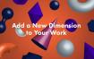 高级视频教程学起来,在Illustrator中创建和使用3D对象(英文)资源大小620MB,包含19个mp4高清视频文件