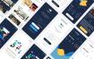 36个优秀的IOS和Android房地产UI套件优质设计素材下载(提供Adobe XD格式源文件)