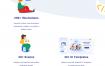 200+插图场景app引导页Web和移动设备用户界面优质设计素材下载
