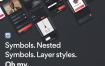 60+现代干净简洁的智能家居app界面设计带暗黑模式风格优质设计素材下载(提供Adobe XD和sketch格式源文件)