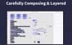 60多个带暗黑模式风格区块链电子钱包应用的UI套件优质设计素材下载(提供sketch格式源文件)