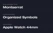 24个Apple watch界面设计原型优质设计素材下载(提供sketch格式源文件)