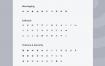 222个设计师最常用的实用UI图标优质设计素材下载