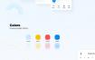优秀清爽的日历UI界面优质设计素材下载