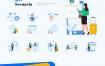 10+插图酒店出租场景插图设计素材下载