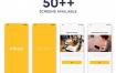 50多个在线学习应用程序UI套件设计优质ui设计素材下载