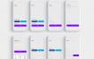 80个高品质的瑜伽冥想佛家应用程序UI套件优质设计素材下载(提供XD和sketch格式源文件)