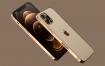 iPhone 12 PRO Gold 3D Model白金版3d模型素材下载