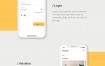 50+超级简洁文艺的iPhone的iOS X家居家具电子商务应用UI套件优质设计素材下载(提供PSD、XD和sketch格式源文件)