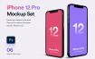 iPhone 12 Pro 模型素材下载