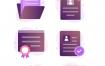 22个商业金融图形设计素材下载
