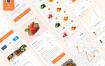 25个美食食品订单杂货应用UI工具包素材下载