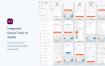60多个电商购物项目ui设计素材下载