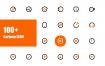 100优质的系统图标素材下载