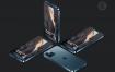 优秀的iPhone 12 Pro等距素材模型设计下载