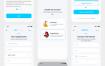 50个app界面设计素材xd格式源文件下载
