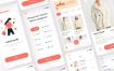 30多个界面的网上商店UI工具包素材下载fig格式