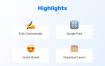 24个毛玻璃质感旅游应用程序UI工具包源文件下载xd格式fig格式