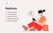 10个网上商店插图